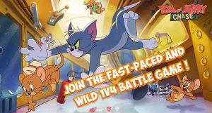 إطلاق لعبة Tom and Jerry: Chase للمزيد من البلدان