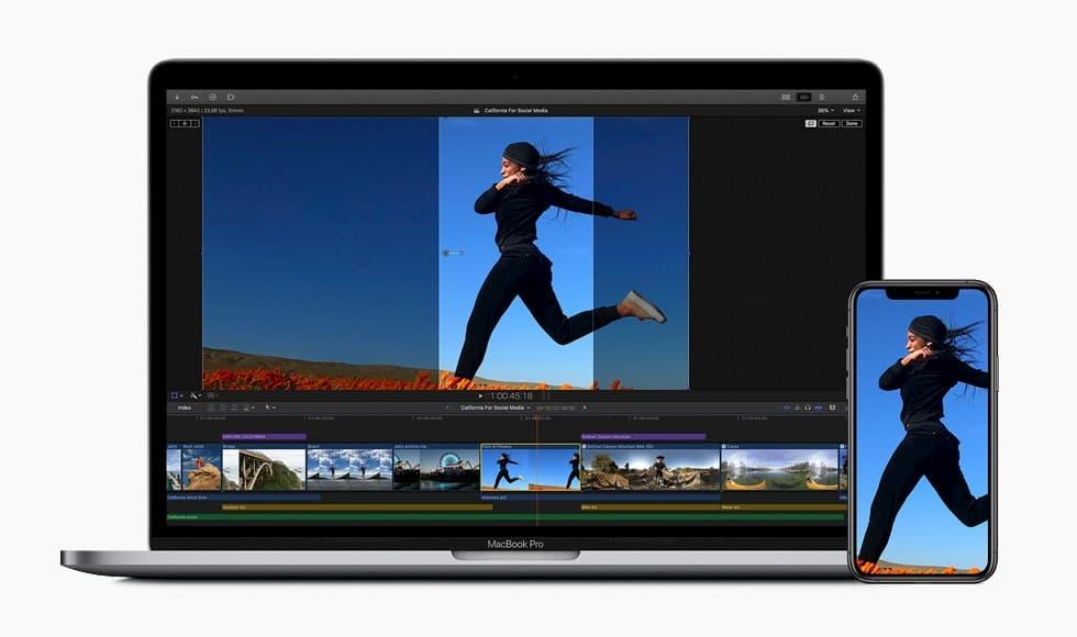 Final Cut Pro X من آبل يحصل على ميزة الاقتصاص الآلى وإخراج فيديو يوافق المنصات الاجتماعية