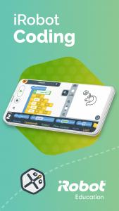 iRobot Coding تطبيق تعليمي جديد لتطوير البرمجيات على أندرويد