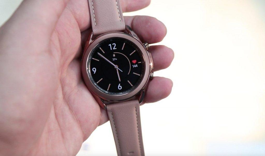 ساعة سامسونج - الساعة الذكية جالكسي واتش 3 – Galaxy Watch 3