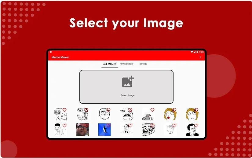 جديد التطبيقات: Meme Maker لصناعة الميمات الخاصة بك على أندرويد