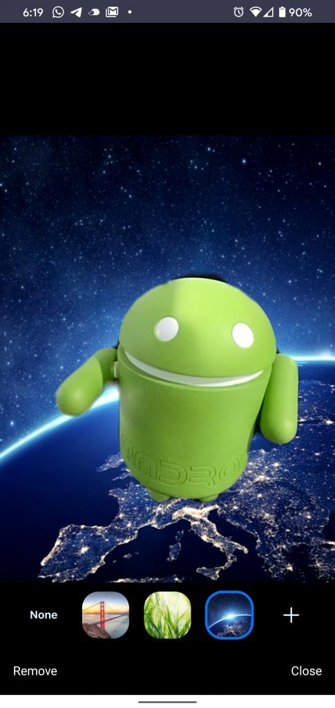 يدعم تطبيق Zoom Android الآن الخلفيات الافتراضية والميزات الأخرى