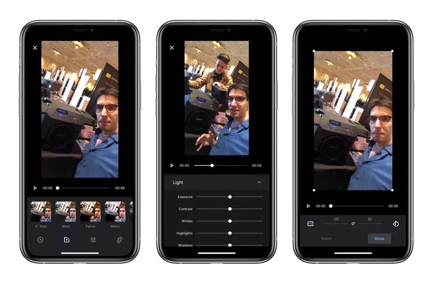 تطبيق صور جوجل يحصل على محرر فيديو محدّث مع العديد من المميزات الجديدة