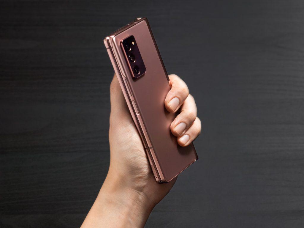 سعر هاتف سامسونج Galaxy Z Fold2