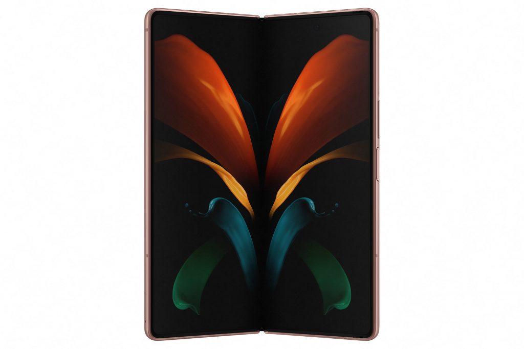 سامسونج تكشف عن هاتف Galaxy Z Fold2 بتصميم جديد وتحسينات في الأداء