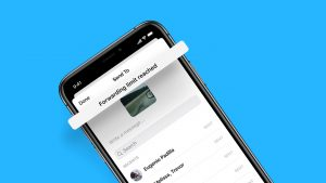 فيسبوك تضع قيودًا على خاصية إعادة التوجيه في تطبيقها ماسنجر