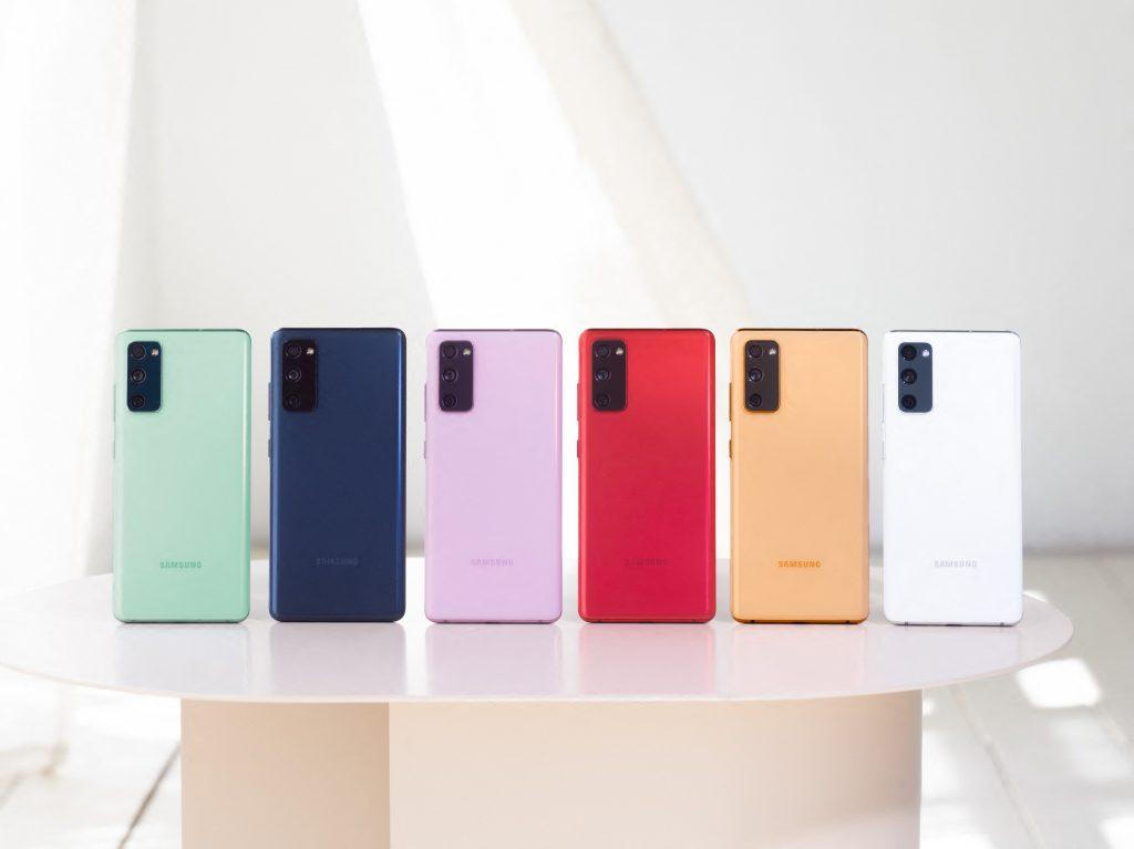 سامسونج تكشف عن Galaxy S20 FE بشاشة بتحديث 120 هرتز ودعم الجيل الخامس - جالكسي s20 FE