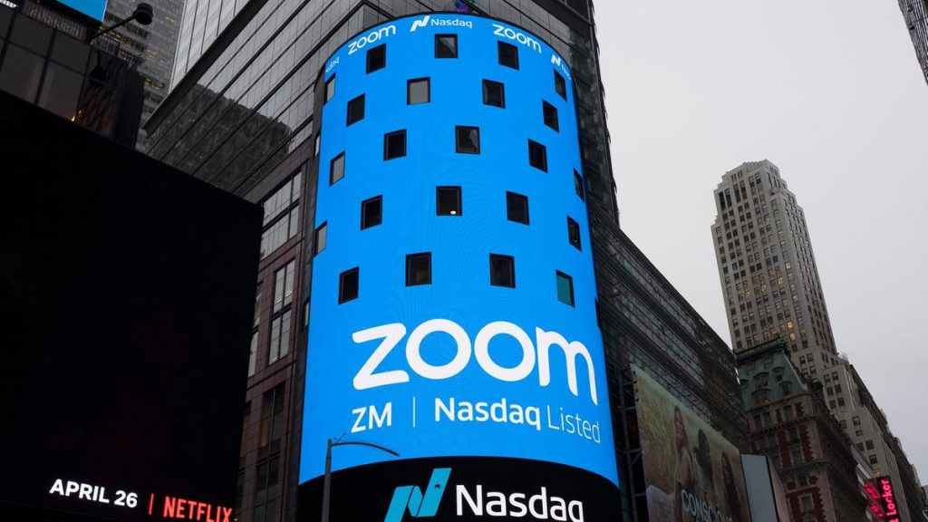 إيرادات زووم تقفز 355% لتصل 664 مليون دولار - Zoom
