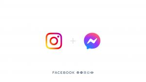 فيس بوك تتيح تبادل الرسائل بين تطبيقي مسنجر وانستجرام