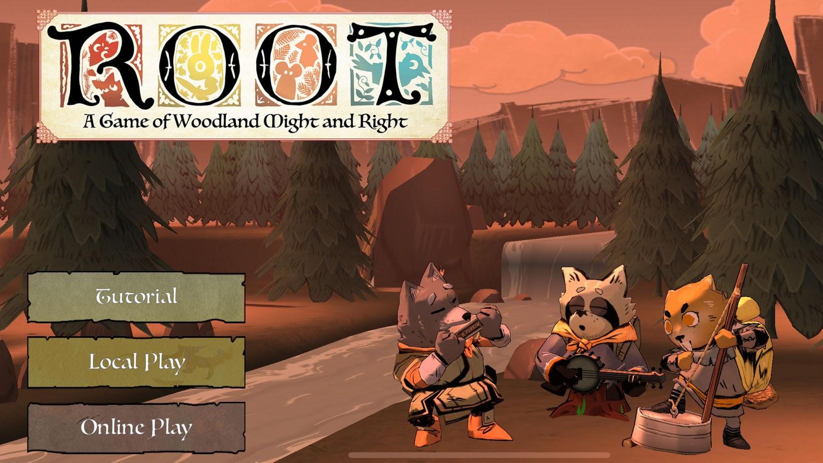صورة لعبة Root Board Game الرائعة متوفّرة الآن على أندرويد و iOS