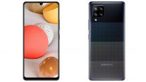 سامسونج تكشف عن A42 5G أرخص هاتف يدعم الجيل الخامس