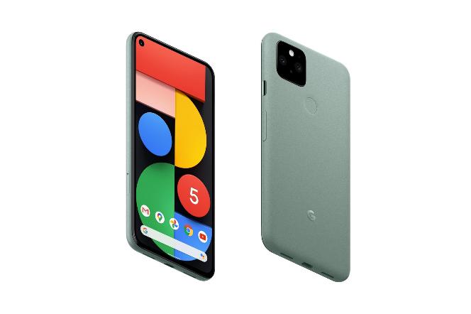 مؤتمر جوجل: الكشف عن Pixel 5 وPixel 4a بدعم تقنية اتصال الجيل الخامس