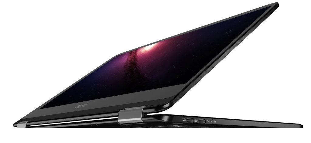 آيسر تكشف عن الحاسوب المحمول المتحول Acer Spin 7 بمعالج كوالكوم ودعم الجيل الخامس