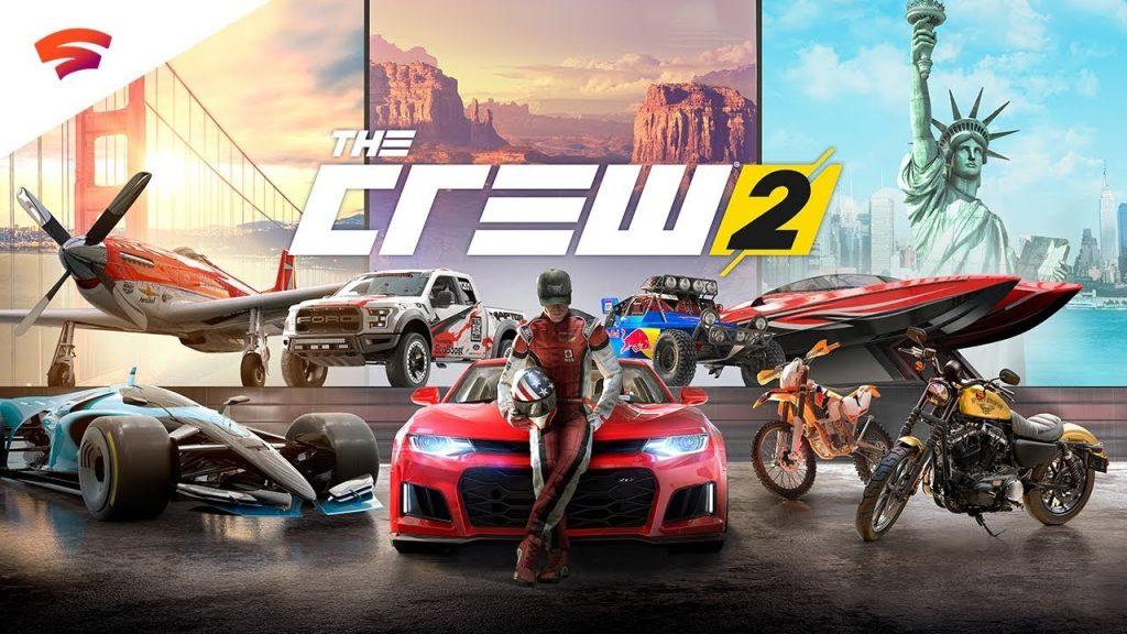 لعبة The Crew 2 متاحة الآن مجّانًا لمشتركي جوجل ستاديا برو