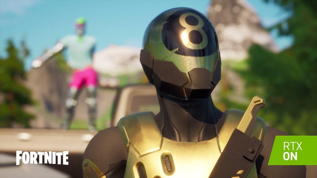 إنفيديا تتعاون مع Epic Games لدعم لعبة فورتنايت بمرئيات مذهلة بفضل تقنيات تتبع الأشعة - RTX On