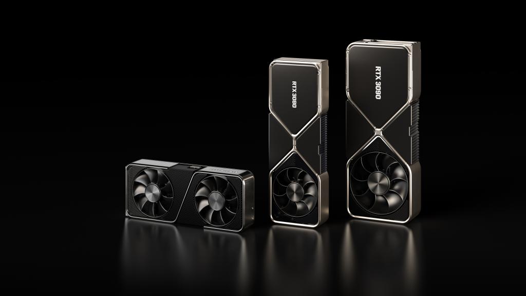 معالجات رسومات إنفيديا NVIDIA الجديدة - GeForce RTX 30 Series - GeForce RTX 3080 - GeForce RTX 3070 - GeForce RTX 3090