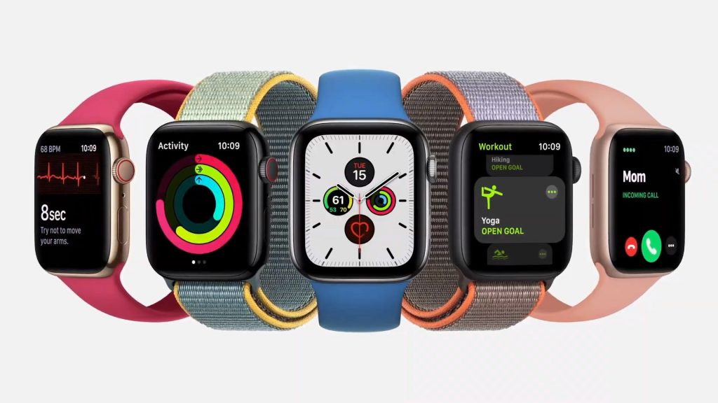 مؤتمر آبل: الإعلان عن الجيل السادس من ساعة آبل ونسخة مصغرة SE -  Apple Watch Series 6