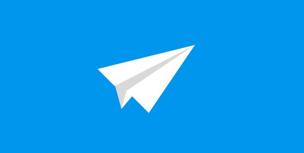 Telegram app supports search filter options, anonymous admins, and more