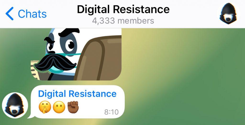 يدعم تطبيق Telegram خيارات تصفية البحث والمشرفين المجهولين والمزيد