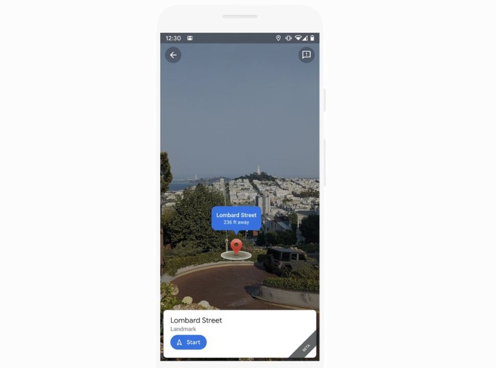 Google Maps updates AR Live View with smart learning tricks
