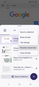 إصدار فايرفوكس 82 على أندرويد سيدعم علامة التبويبات المغلقة حديثًا وأكثر