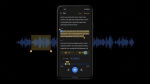 جوجل تُتيح محررها الجديد والخاص بتطبيقها Recorder للمزيد من المستخدمين