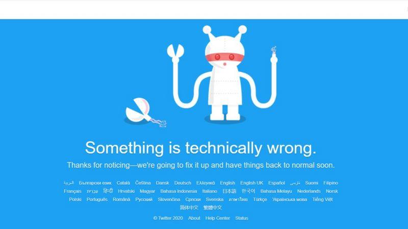 توقف تويتر لساعات بسبب تغيرات في أنظمة الشركة