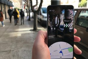 خرائط جوجل تُحدّث وضع AR Live View مع حيل تعتمد على التعلم الذكي