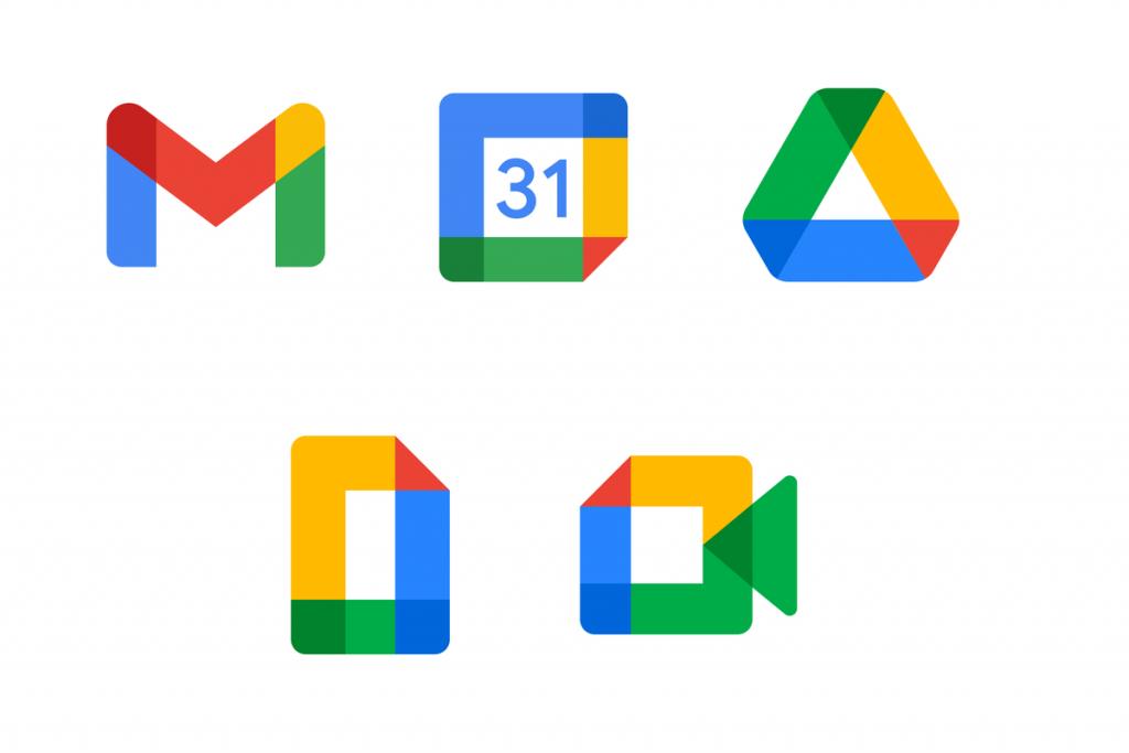 جوجل تطلق الاسم والهوية والمزايا الجديدة لحزمة تطبيقات G Suite
