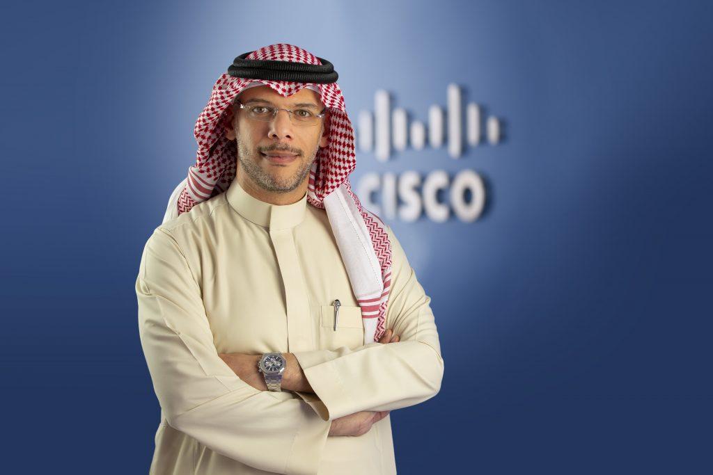 عملاء سيسكو يجرون 24 مليون دقيقة اجتماعات عبر منصة ويبكس Webex في المملكة العربية السعودية - Cisco KSA