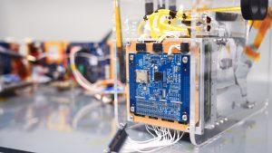 إنتل تدعم أول قمر صناعي يصل مدار الأرض مزود بتقنيات الذكاء الاصطناعي - Phi-sat-1