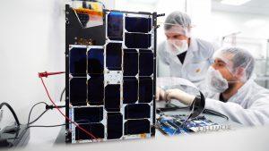 إنتل تدعم أول قمر صناعي يصل مدار الأرض مزود بتقنيات الذكاء الاصطناعي