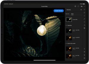 تطبيق Lightroom يحصل على الكثير من الأدوات الجديدة