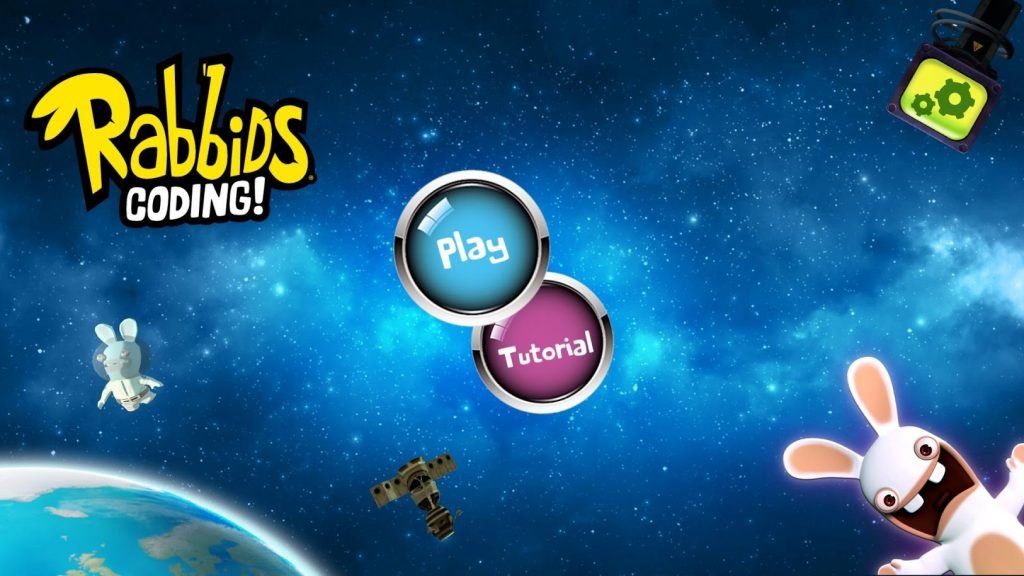 Rabbids Coding is a new free coding game for Android and iOS