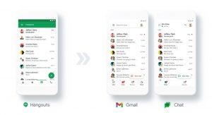 جوجل تعتزم إتاحة تطبيق الدردشة الخاص بالشركات لكافة مستخدمي جيميل