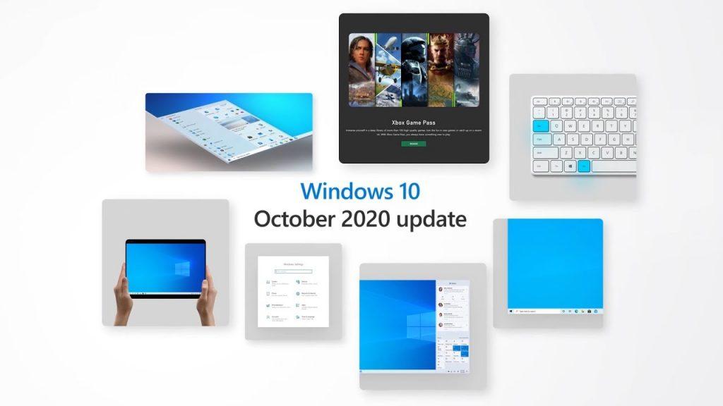 مايكروسوفت تطلق تحديث ويندوز 10 أكتوبر 2020 الرئيسي