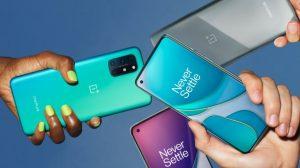 الكشف عن هاتف OnePlus 8T بتقنية الجيل الخامس وشاشة بسرعة 120 هرتز