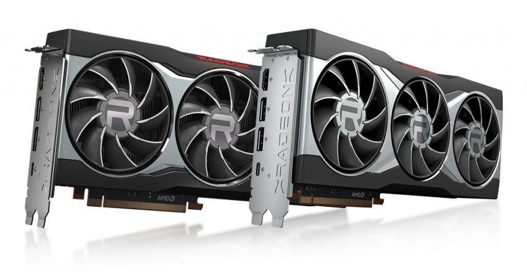 شركة AMD تعلن عن سلسلة معالجات رسومات Radeon RX 6000
