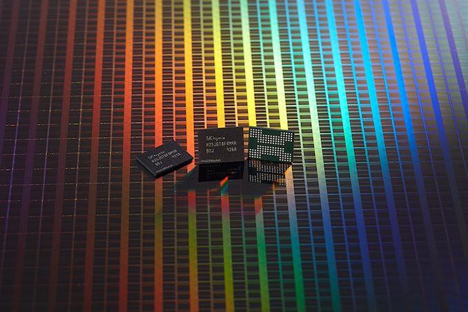 SK hynix تستحوذ على قطاع ذواكر NAND التابع لإنتل مقابل 9 مليار دولار أمريكي