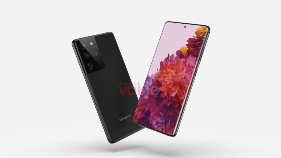 سلسلة جالكسي S21 ربما تشهد أول هاتف من سامسونج يدعم QHD+ بسرعة 120 هرتز