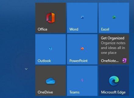مايكروسوفت ويندوز 10 ينصّب تطبيقات ويب أوفيس بدون إذن المستخدم