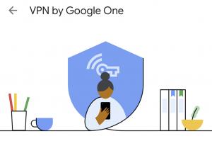 يحصل أعضاء Google One على خدمة VPN مجانية من جوجل