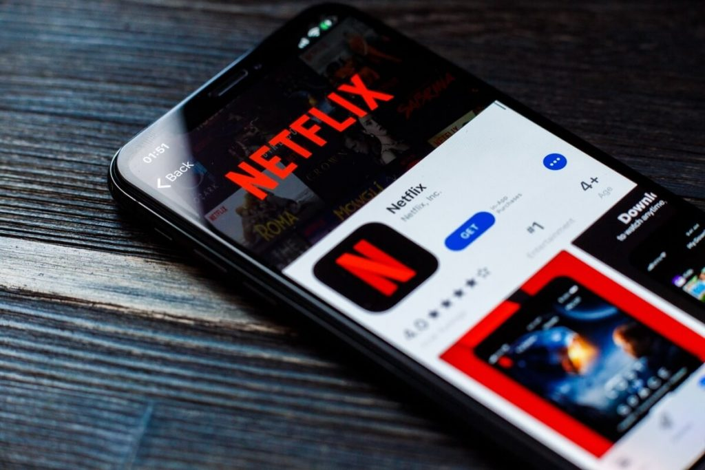 Netflix comes with a Fast Laughs feature, similar to a Tik Tok feed
