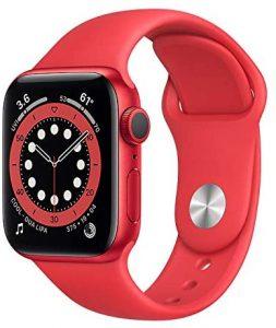 ساعة آبل الجيل السادس Apple Watch Series 6