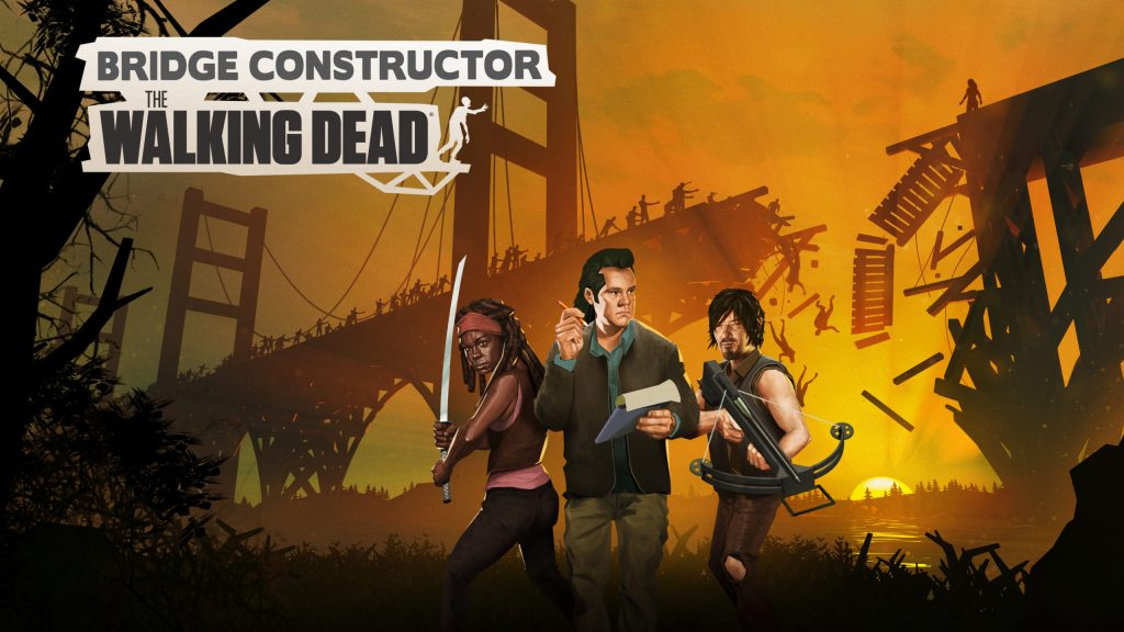 Officially Bridge Constructor: The Walking Dead is now available on Android and iOS