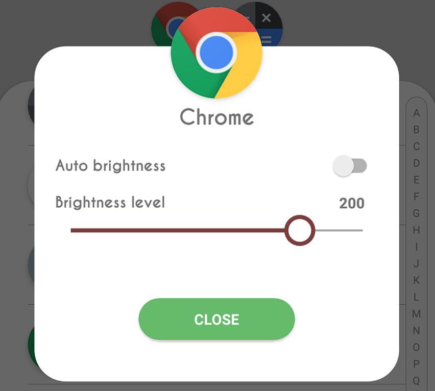 إطلاق الإصدار المجاني من تطبيق التحكم بضوء الشاشة Brightness Manager