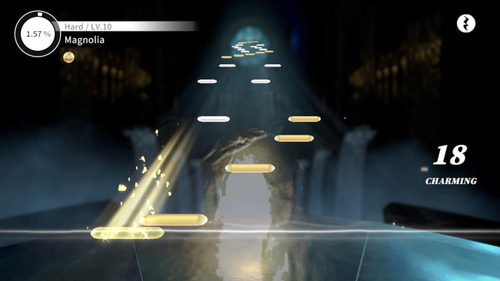 أخيرًا ، يتوفر DEEMO Reborn كتسجيل مسبق على Android و iOS
