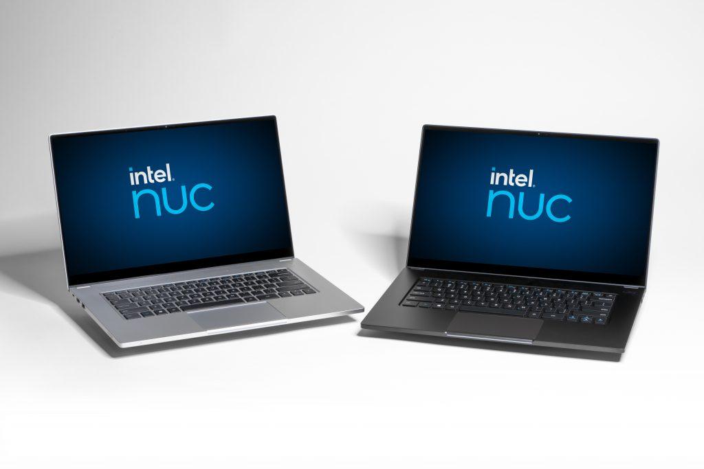 إنتل تكشف عن مجموعة الحواسيب الجديدة  Intel NUC M15