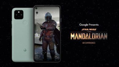 """جوجل تقدم تجربة Mandalorian AR """"حرب النجوم"""" فقط على هواتف 5G محددة"""