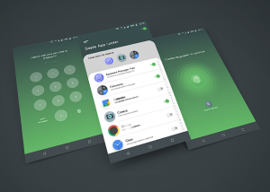 Simple App Locker جديد تطبيقات القفل على أندرويد